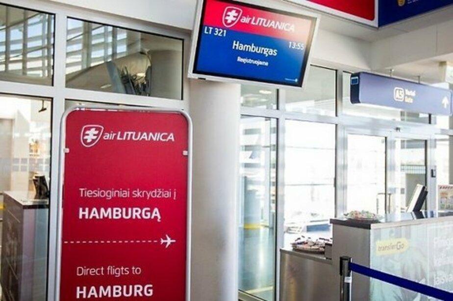 Арестовано имущество литовской авиакомпании Air Lituanica   - Новости Калининграда
