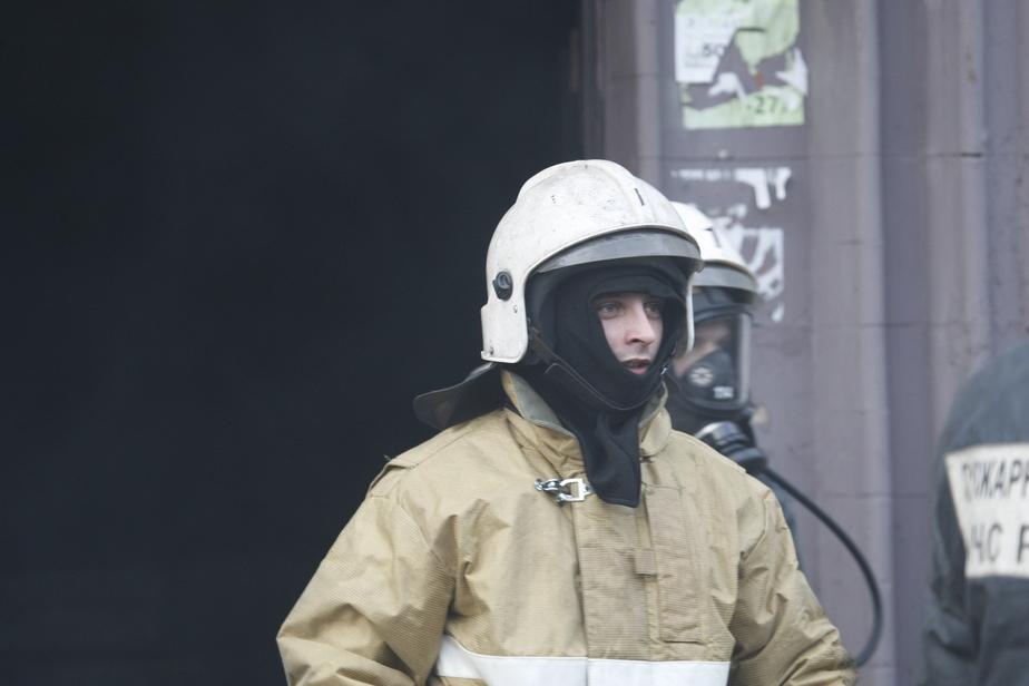 В центре Калининграда ночью горел магазин - Новости Калининграда
