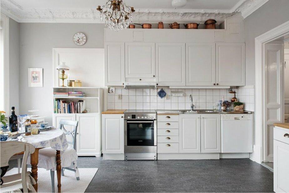Как на 20 квадратных метрах создать роскошную кухню: подсказки дизайнера - Новости Калининграда