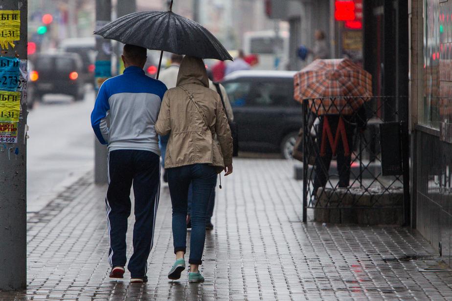 В Калининграде синоптики обещают дождливые выходные - Новости Калининграда