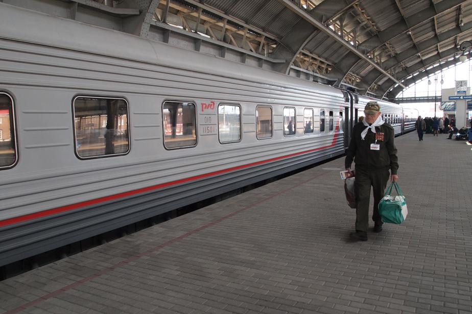 Железные дороги настаивают на взыскании с Минфина 85 млн за перевозку льготников в Калининград