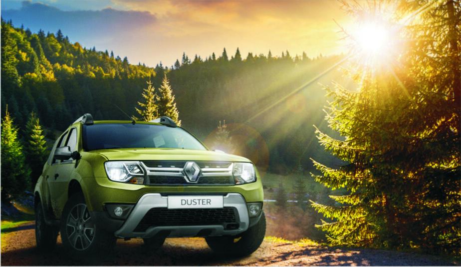 Почему выбирают Renault DUSTER - Новости Калининграда