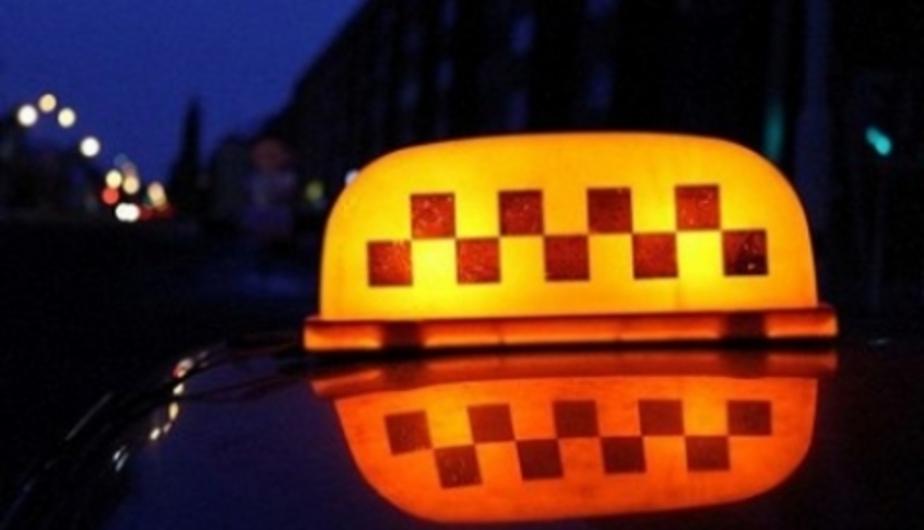 Калининградец обворовал спавшего таксиста - Новости Калининграда