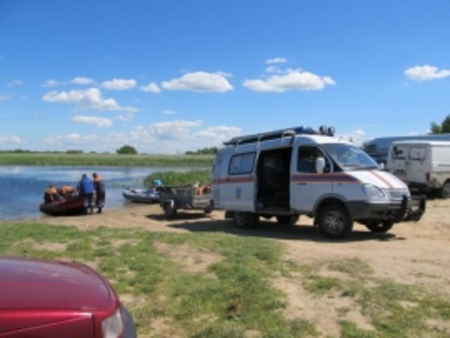 Поиск рыбака в Куршском заливе результатов не дал - Новости Калининграда