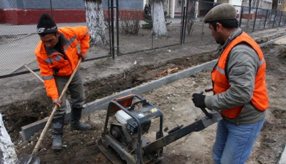 Калининградские стройкомпании пригласили в два раза меньше мигрантов - Новости Калининграда