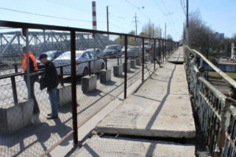Подрядчик отремонтирует путепровод на ул. Суворова на 20 млн дешевле заявленной цены  - Новости Калининграда