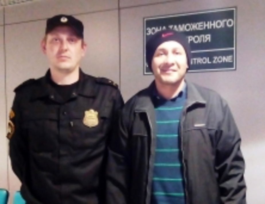 Калининградские пограничники задержали колумбийца-нелегала