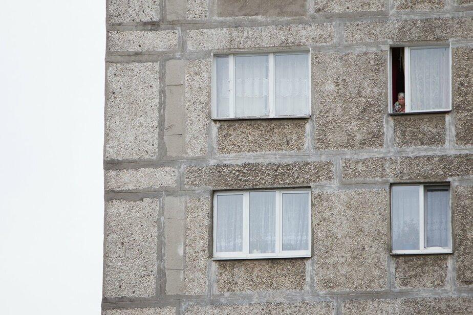 Владельцы одной из квартир разрушающегося дома отказались переезжать - Новости Калининграда