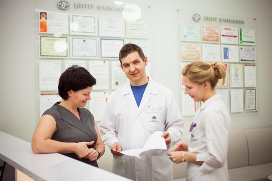 Симптомы варикоза: как распознать и вылечить - Новости Калининграда