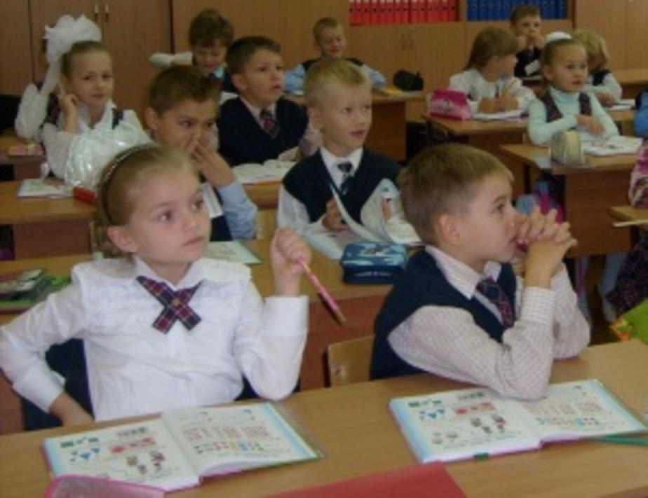 В Калининграде начинается приём детей в первые классы - Новости Калининграда