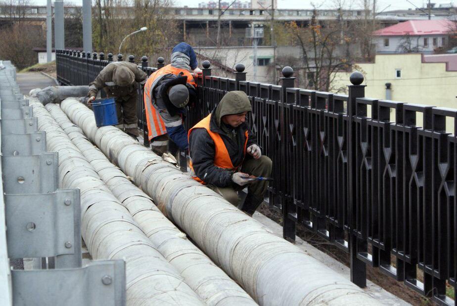 Отремонтированный мост на ул. Суворова откроют утром 15 ноября - Новости Калининграда