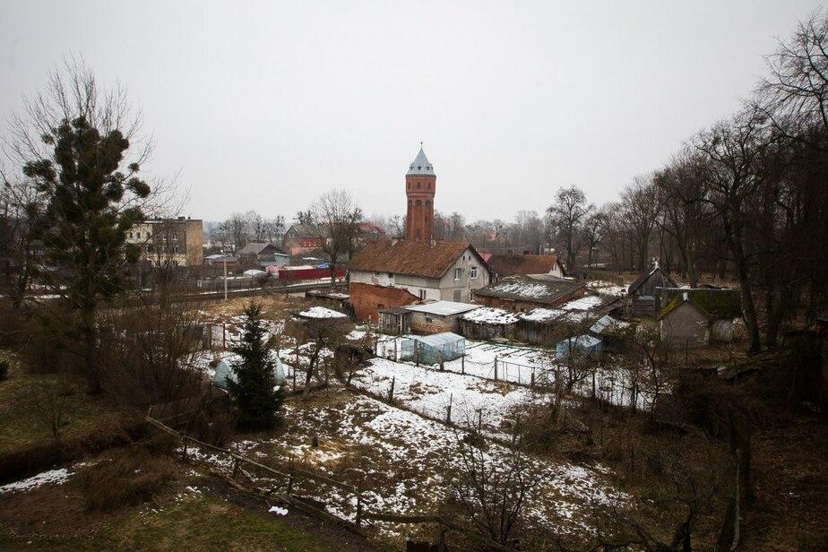 Власти Гвардейска хотят открыть для туристов две водонапорные башни - Новости Калининграда