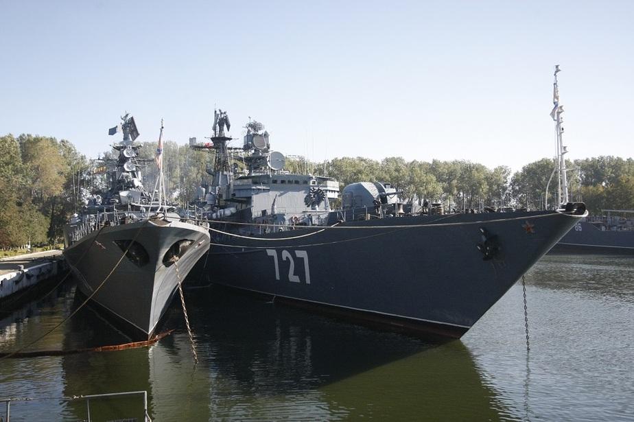 Родственники военнослужащих: Два корабля Балтфлота отправили на Ближний Восток - Новости Калининграда