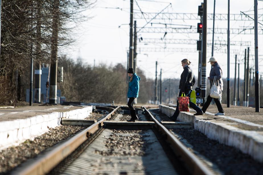 С 13 декабря в области изменяется расписание движения пригородных поездов