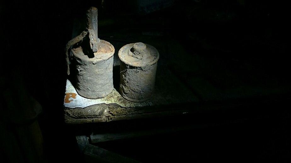 В Славском районе мужчина хранил гранаты в сарае за домом - Новости Калининграда