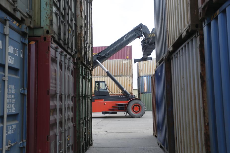 В порт Эльблонга впервые доставлена партия соевой муки из Калининграда - Новости Калининграда