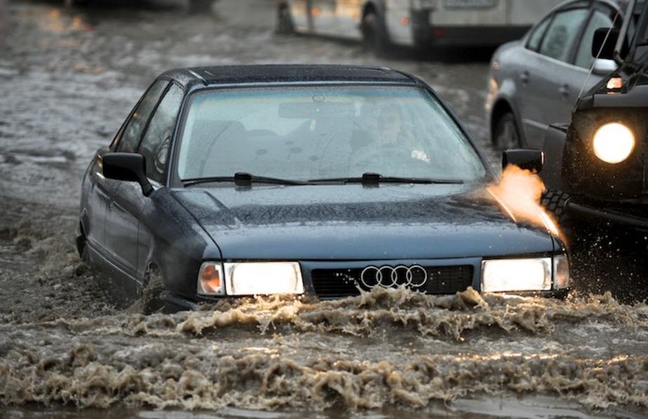 Ветер и ливневые дожди: метеорологи в Польше ожидают мощного удара стихии - Новости Калининграда