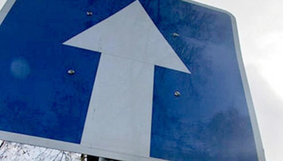 В Калининграде в районе путепровода на Аллее Смелых ввели одностороннее движение еще на двух улицах (схема) - Новости Калининграда
