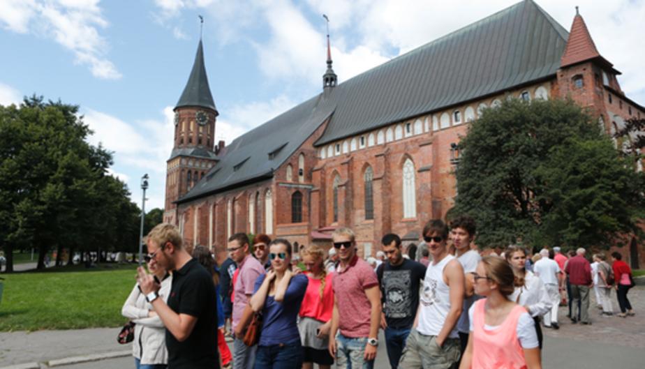 Кафедральный собор в Калининграде разрушается: на стенах трещины, башня накренилась  - Новости Калининграда