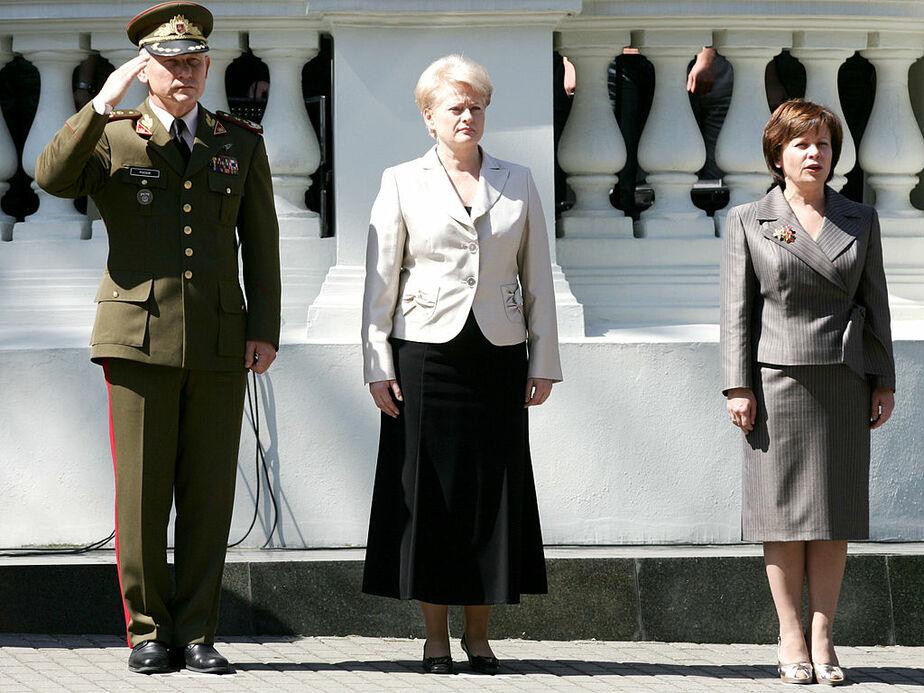 Литва намерена начать наземную операцию против ИГИЛ