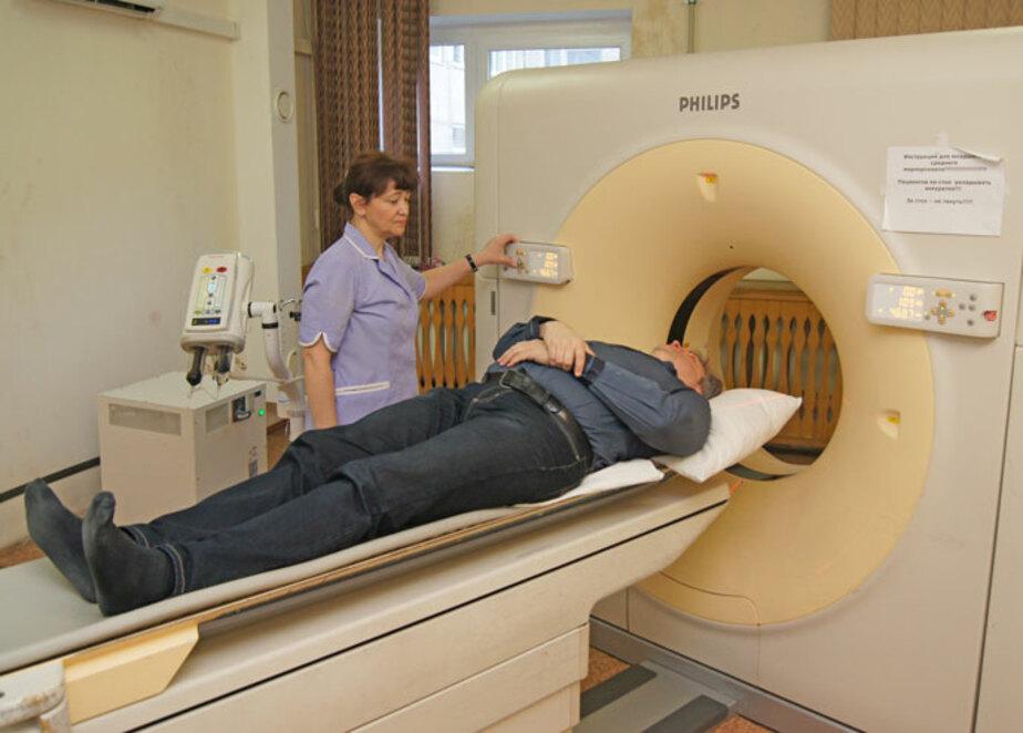 В Калининграде с 2015 года из-за конфликта компании и больницы не работает томограф - Новости Калининграда