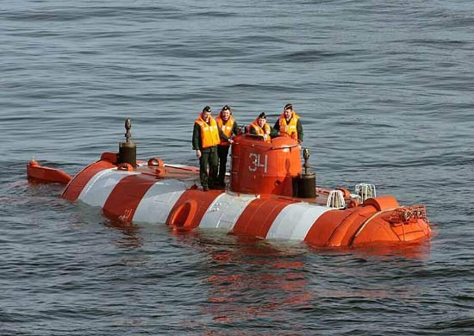 """На Балтфлоте начались испытания глубоководного аппарата """"Бестер-1"""" - Новости Калининграда"""