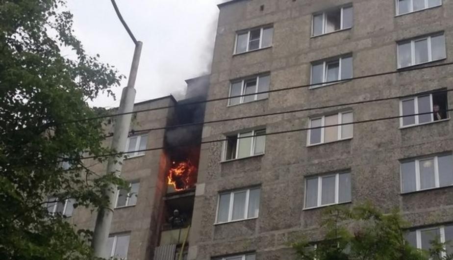 Погорельцев из общежития на ул. Инженерной расселят - Новости Калининграда