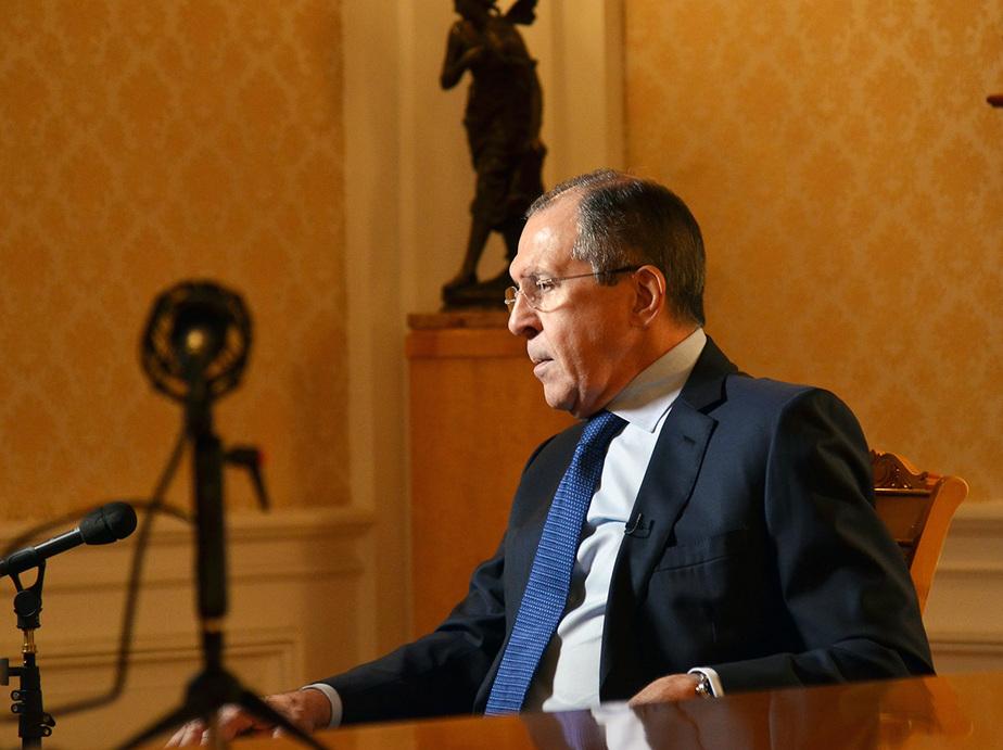 Лавров отменил визит в Турцию и рекомендовал россиянам не ехать в эту страну
