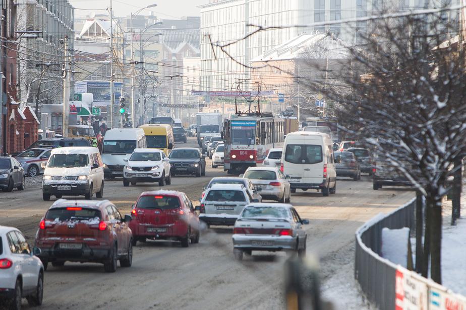 В Калининграде автоаварии закупорили движение на нескольких  улицах - Новости Калининграда