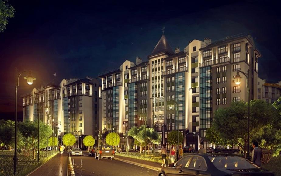 Французские балконы, террасы на крышах и закрытый двор: в Калининграде построили уникальный комплекс - Новости Калининграда
