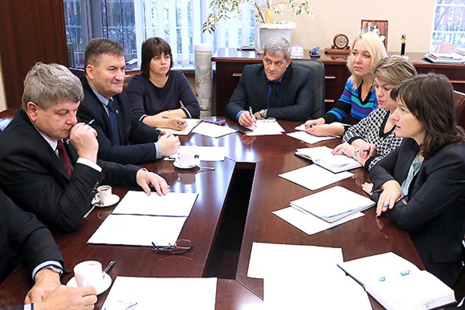 Калининград и Бранево обсудили возможность создания бизнес-инкубатора