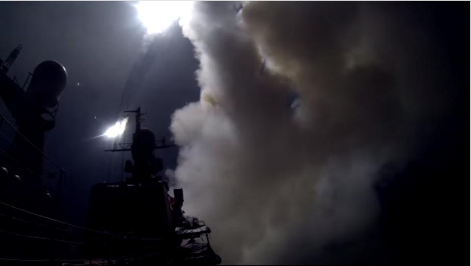 """Французские СМИ: Россия нанесла ракетный удар по столице """"Исламского государства"""""""