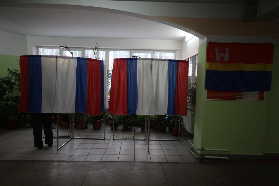 Калининградцы жаловались, что не знают адреса своих  избирательных участков - Новости Калининграда