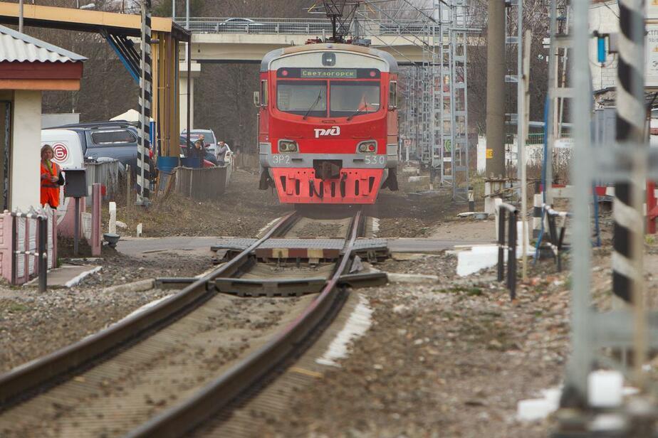 Билеты на пригородные поезда КЖД теперь можно купить в интернете прямо перед отправлением  - Новости Калининграда