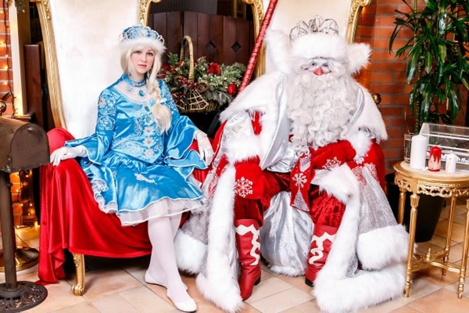 """Новогодние праздники в """"Резиденции Королей"""""""