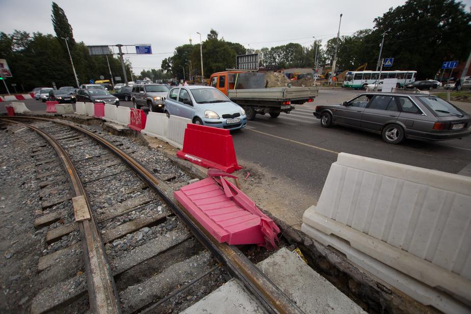 Часть улицы Черняховского закроют на две недели  - Новости Калининграда