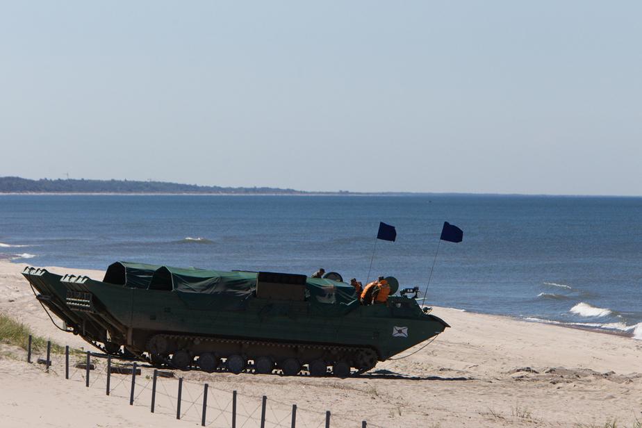 В Литве считают, что Россия тайно наращивает военный потенциал в Калининградской области - Новости Калининграда