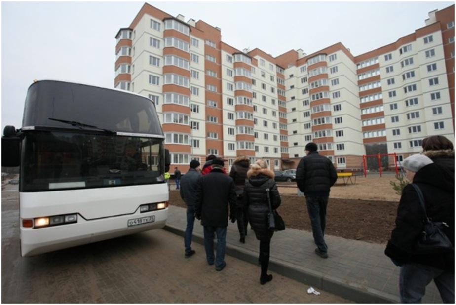 Можно ли здесь жить: калининградцы смогут отправиться в рейд по строящимся домам  - Новости Калининграда