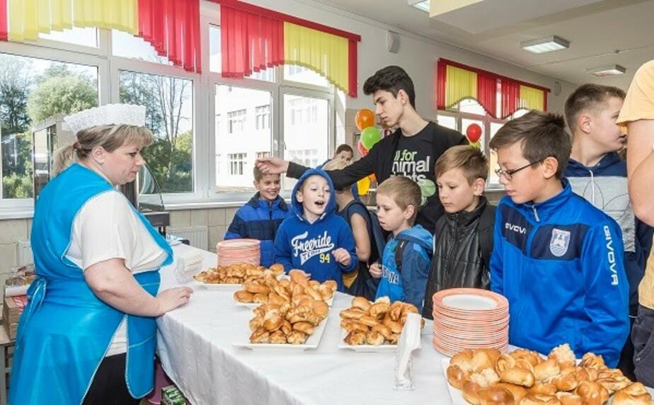 В полесской школе состоялся день открытых дверей для детей и родителей - Новости Калининграда