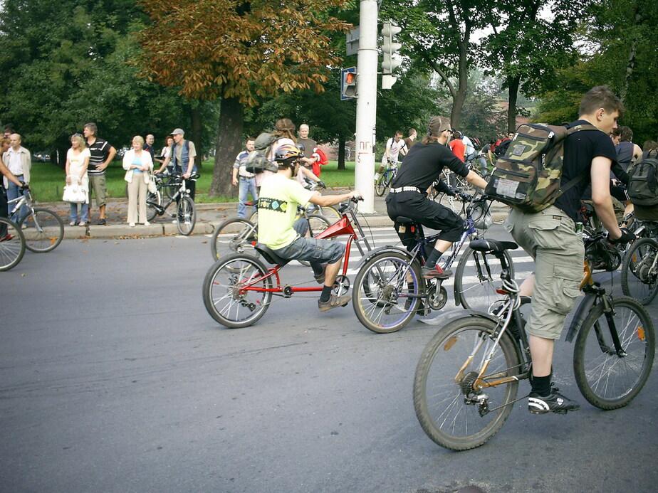 Калининградская полиция призвала кондукторов сообщать о подозрительных велосипедистах - Новости Калининграда
