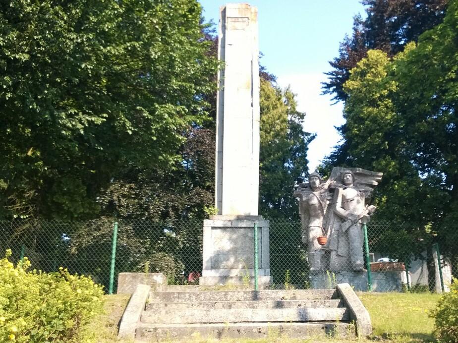 В Польше собирают подписи за снос памятника советским воинам в Лидзбарке - Новости Калининграда