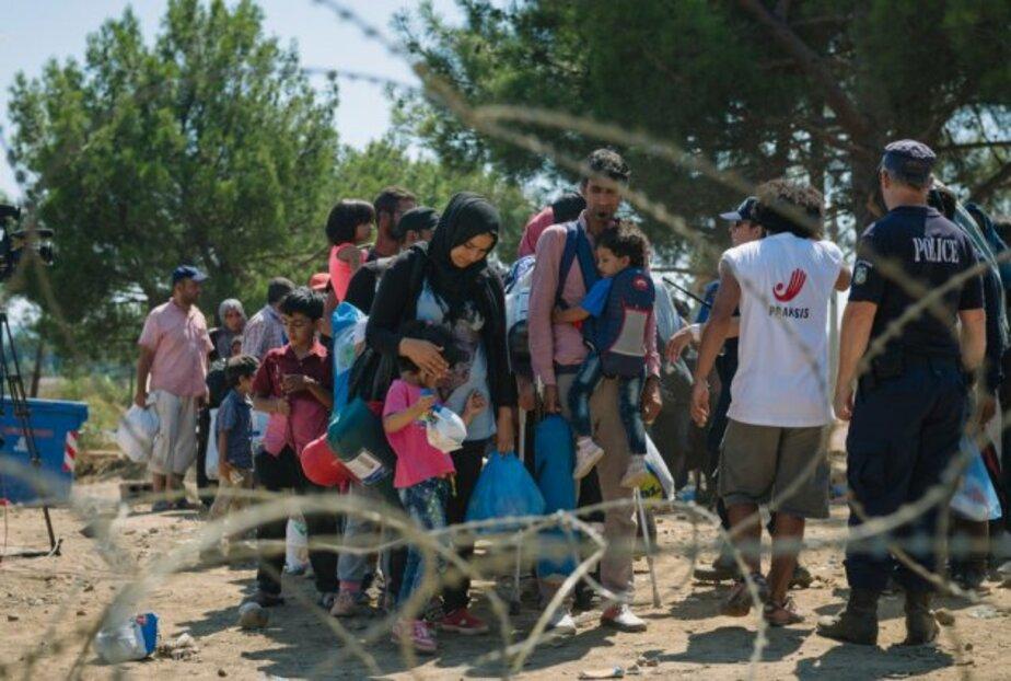 ООН: через Средиземное море в Европу прибудет 400 тысяч беженцев - Новости Калининграда