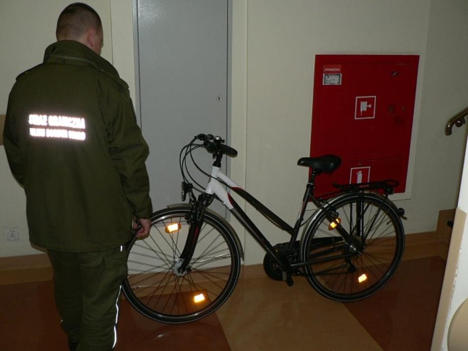 На границе задержали калининградца с краденым велосипедом - Новости Калининграда