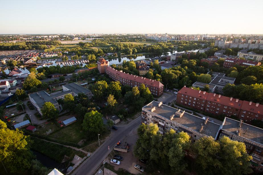 Застройщик в суде отвоевал право на строительство дома в Малом переулке Калининграда - Новости Калининграда