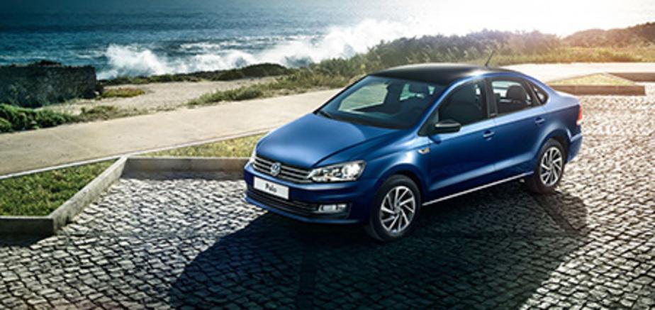 Эксклюзивный цвет кузова и обновлённый интерьер: Volkswagen представил новый автомобиль Polo Life - Новости Калининграда