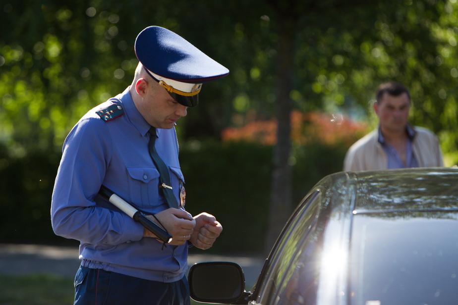 ГИБДД: Разбирательство жалобы идёт с водителем-нарушителем и жалобщиком  - Новости Калининграда