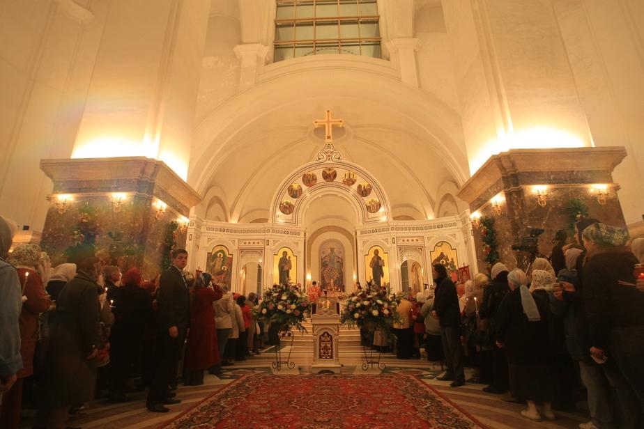 В кризис россияне стали меньше жертвовать церкви - Новости Калининграда
