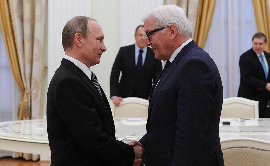 Президентом Германии стал бывший вице-канцлер Франк Штанмайер - Новости Калининграда