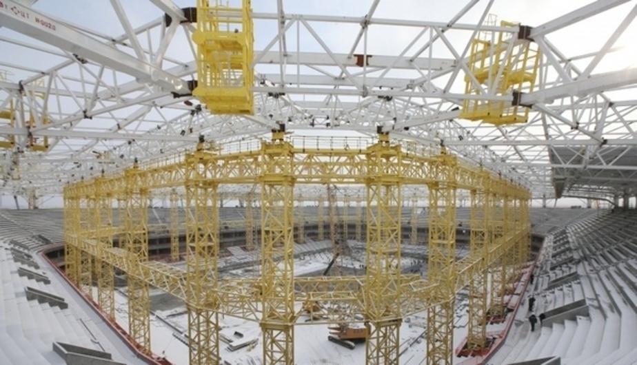 Алиханов: Новый стадион планируется открыть большим концертом  - Новости Калининграда