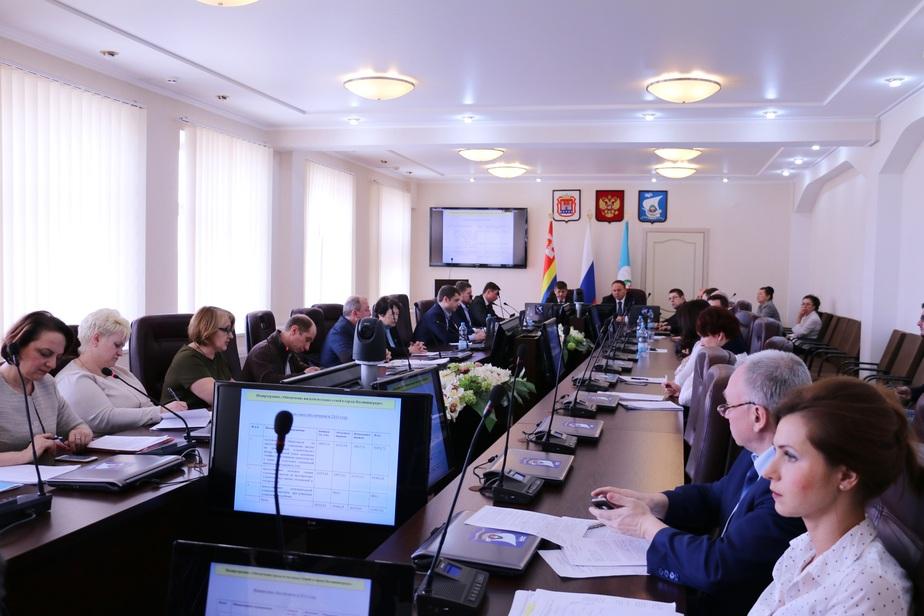 Фото с сайта Городского совета Калининграда